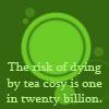 BB: Death by Tea Cosy