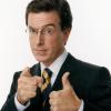 Colbert thumbs up