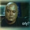 lorettakay: Orly Teal'c