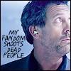 My Fandom Shoots Dead People