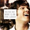 Supernatural-Sammy Mine is an evil laugh