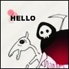 Death Says Hello