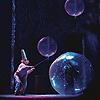 мыльные пузыри