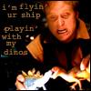 Flyin' Dinos!