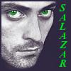 Lord Salazar Slytherin: Improper mrrrrau