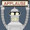 aries_jordan: BenderApplause