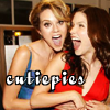 mad_abt_icons: Hil and Soph - Cutiepies