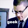 Anna: geek