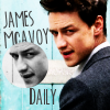 James McAvoy Daily