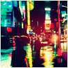 streets, night