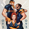 X-Men OT3