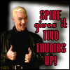 Mark Hunter: Thumbs Up Spike