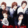 Elaine Serena: Arashi is LOVE