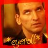 Beck: drwho 9 eyeroll by Kataclysmic