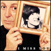 [beatles] john/paul miss you