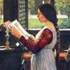 reading pre-raphaelite