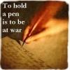 pen = war