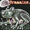 AngharadTy: zombie frog