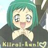 Midori-chan (デビー) ♥ Kiiroi-kun (亮)