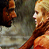 in rain with shannon