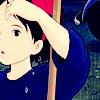 Laura: Ghibli ~ Kiki in the rain