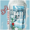 fiji water, water, fiji