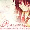 Sarah: Remember