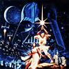 Star Wars // Original poster