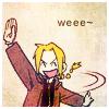 Number One Spoon: ed- weee!
