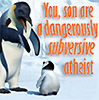 Atheist penguin