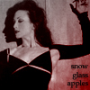 Angelina Ballerina: Bebe - Snow Glass Apples