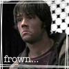 Kayla Shay: SPN - Frown