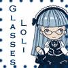 glasses loli
