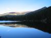 lake at RMNP