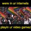 gay invasion