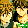 heero and duo - preventers partners