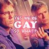 JD: gay so? (psychofilly)