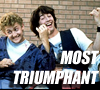 bill and ted - most triumphant