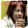 Hyde bitter beer face