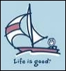 life is good sail