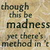 madness shakespeare