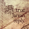 queensjoy: Jane Eyre - Janian reply