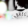 Who Girl #2: fb; arsenal - fabregas jersey back