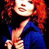 The Mountain Born Pirate Witch: Tori Amos bright blue