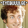 eye bulge
