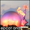 Epcot Andy