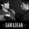 Supernatural - B&W Sam&Dean
