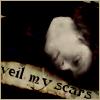 veil my scars