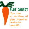 little-b: plot carrot