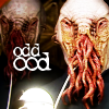 Unsealed mime: Dr Who -  odd Ood